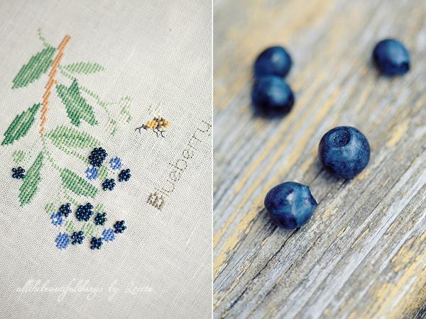 Blueberry (Kazuko Aoki)