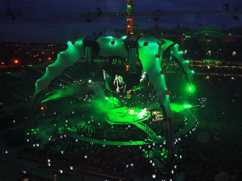 concert Dublin
