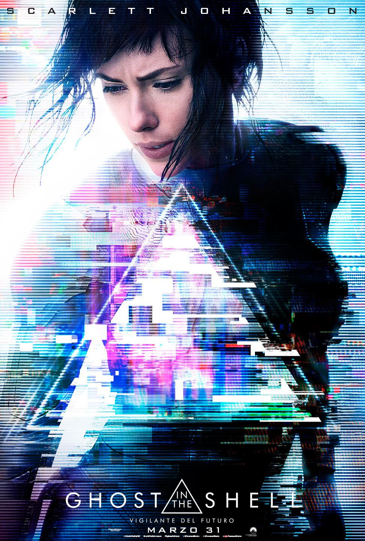 Resultado de imagen para Ghost in the Shell: La vigilante del futuro