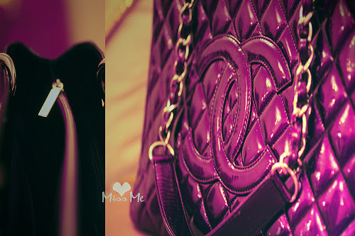 runiebaby: Pink Chanel♥