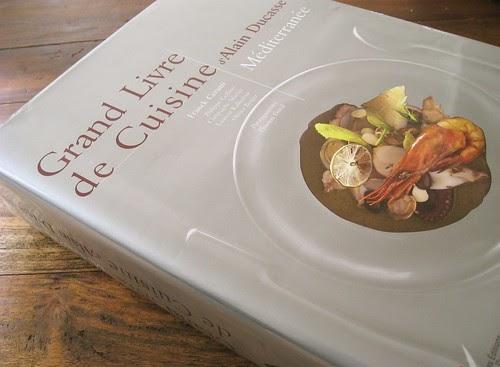 Aioli co le grand livre de cuisine d 39 alain ducasse for Alain ducasse grand livre de cuisine