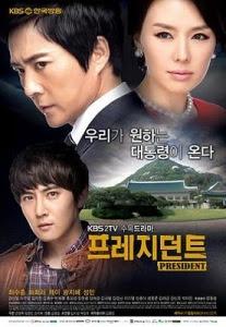 [Review K-Drama] President