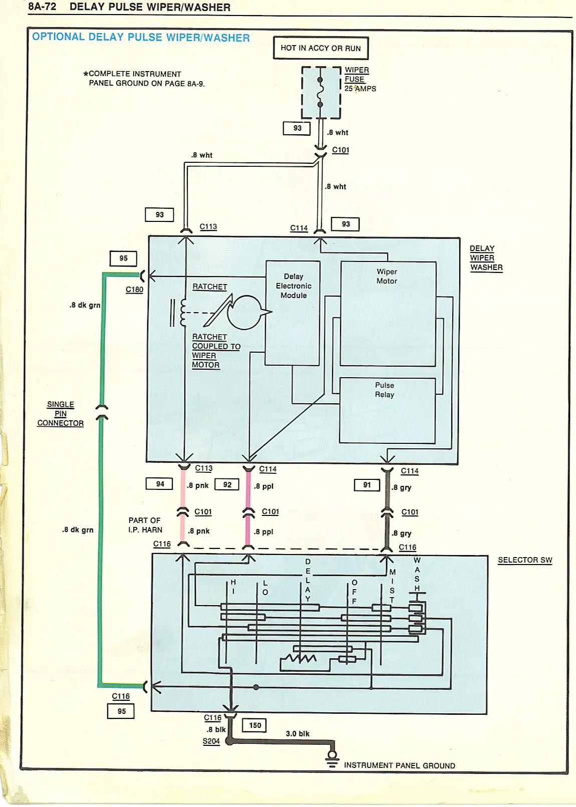 Diagram El Camino Wiper Wiring Diagram Full Version Hd Quality Wiring Diagram Sitexwyatt Radioueb It