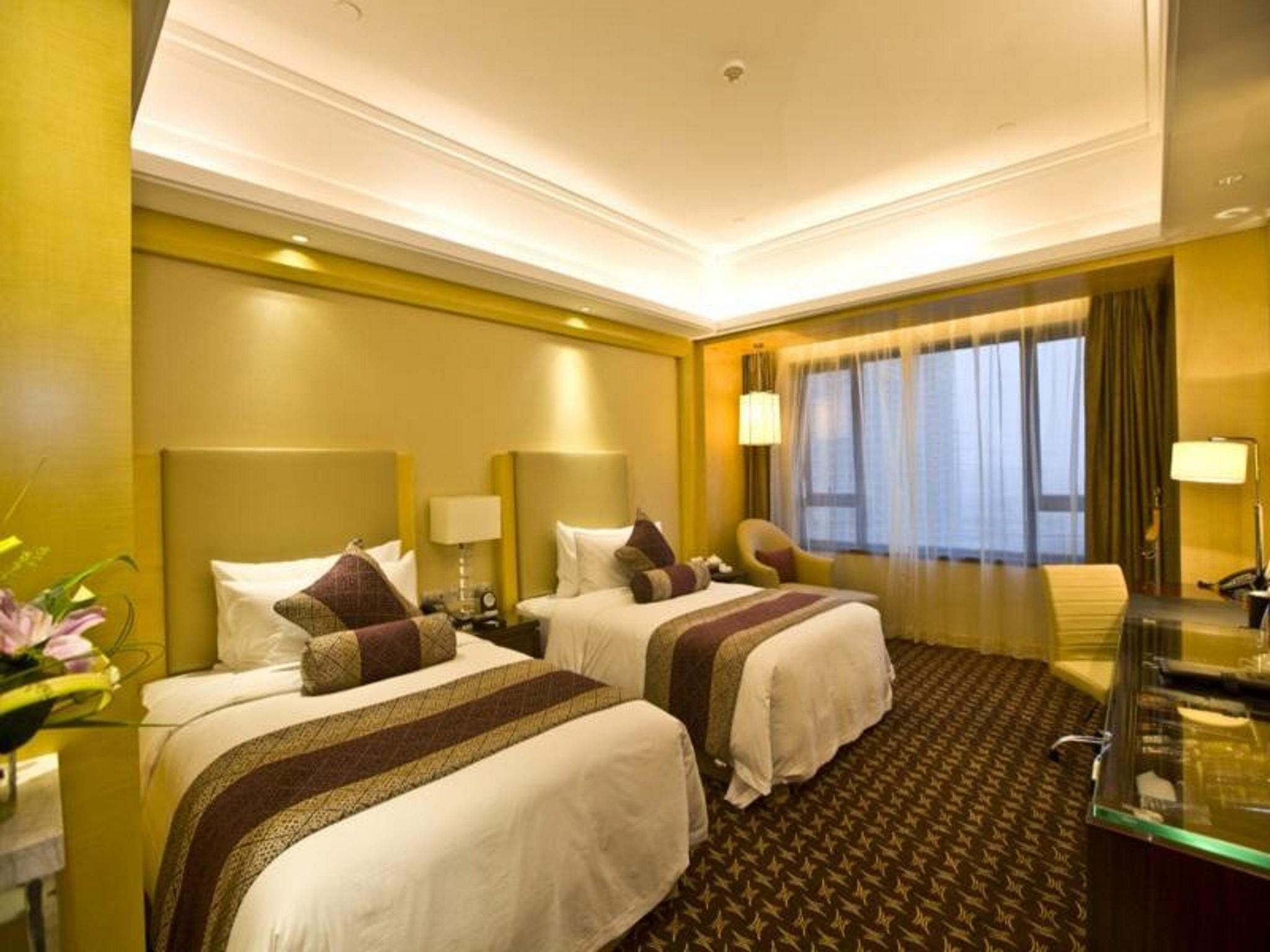 Review Shaoxing Tianma Hotel