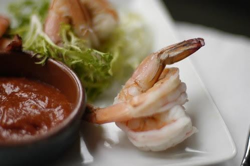 shrimp cocktail I