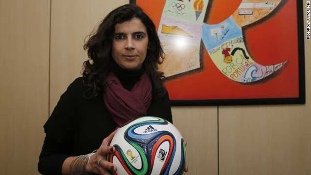 Helena Costa is to become France's first ever professional female coach for a male team after her appointment at Clermont Foot.