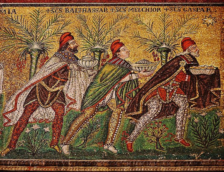 Re Magi Ravenna