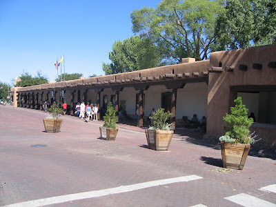 Palace of the Governors - Santa Fe