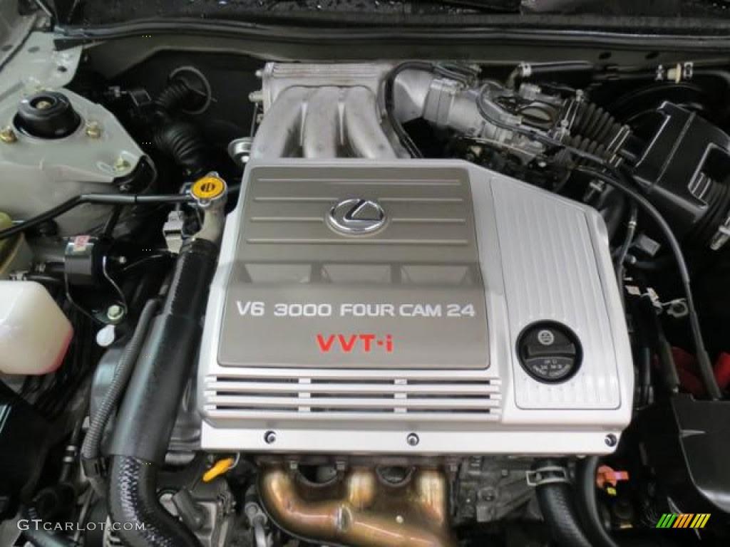 1999 Lexus Es300 Engine