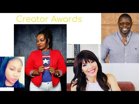 2/22 - February 22nd is the 3rd Creator Awards