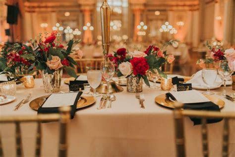 Wildly Elegant Ottawa Wedding at Château Laurier   Junebug