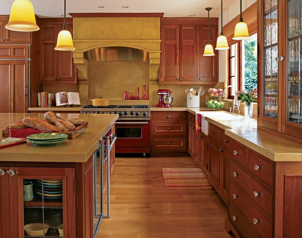 30 Gorgeous Traditional Kitchen Design Ideas  Decoration Love