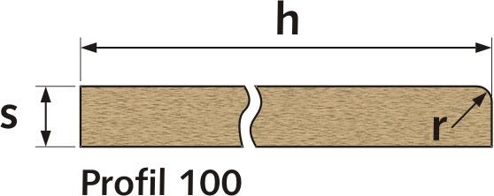 Holzspanwerkstofffensterbänke ohne Nase ...
