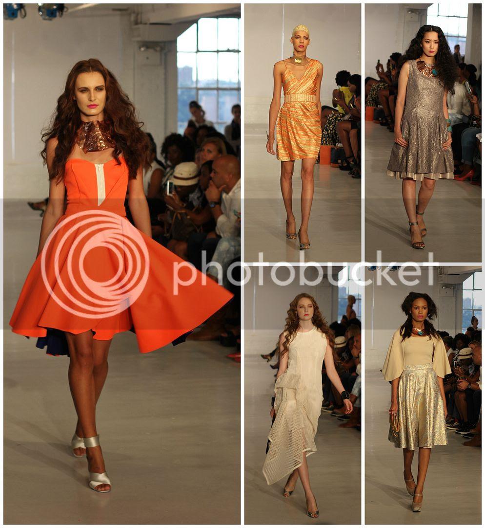 NYFW SS15 Korto Momolu ft. Darrell Roach Jewel Designs