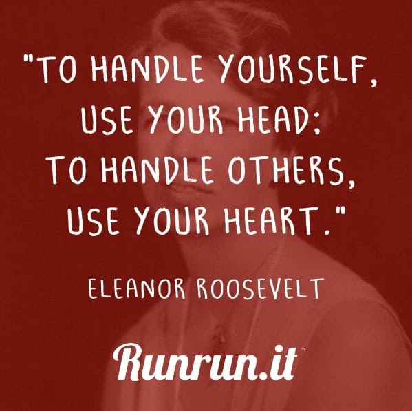 Leadership Quotes Eleanor Roosevelt Runrunit Blog