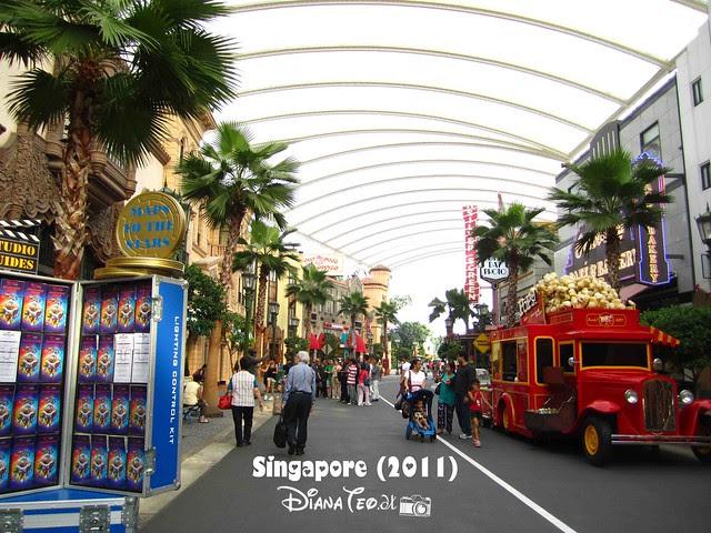 Day 2 Singapore - Universal Studio 05