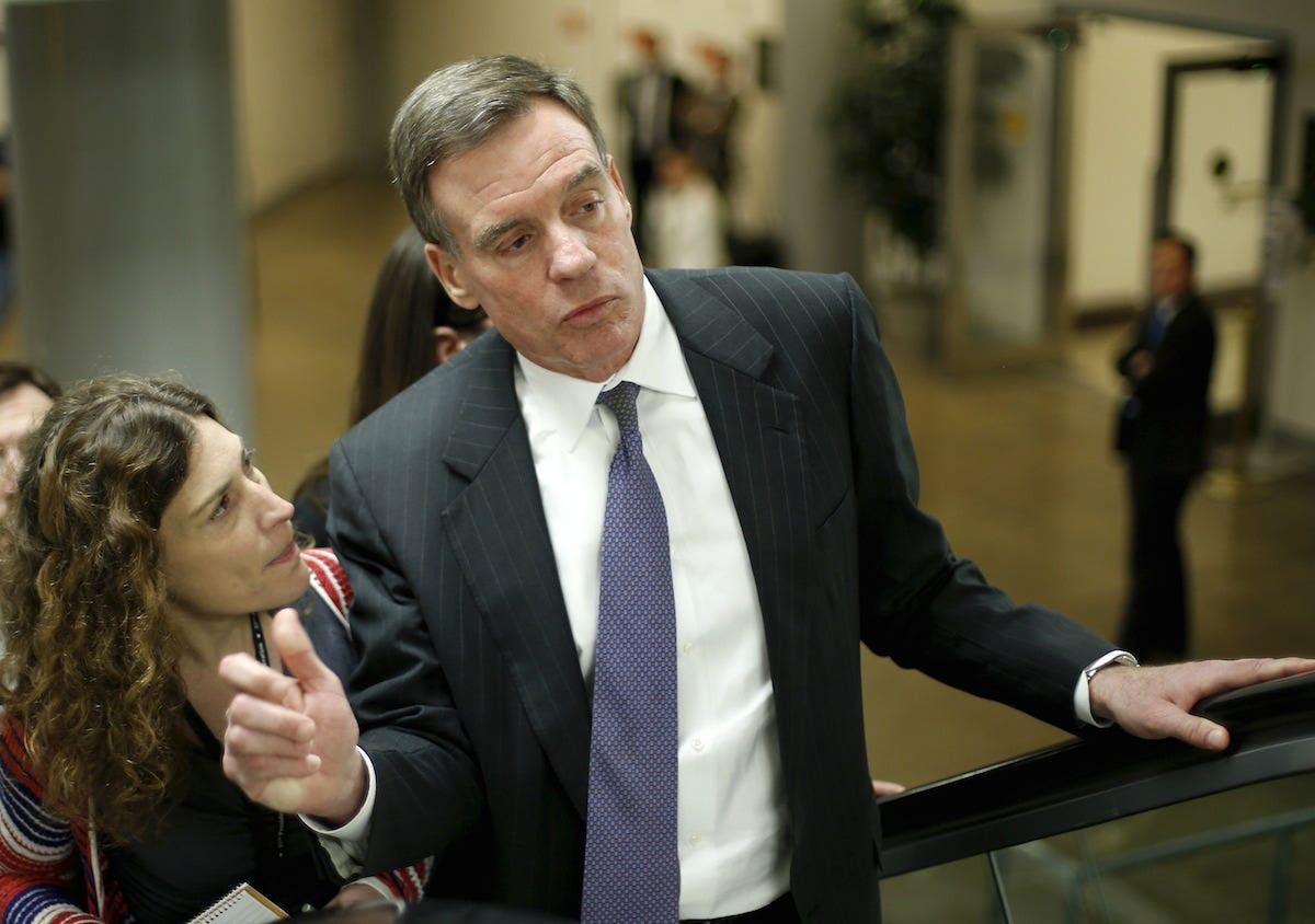 senator mark warner reuters
