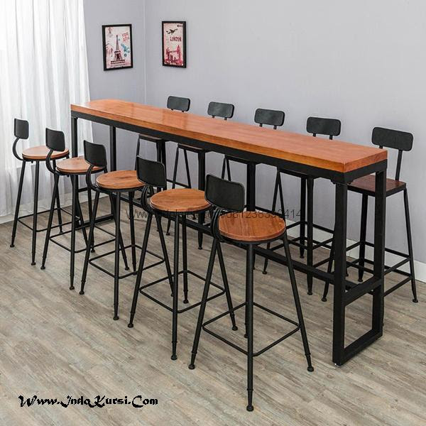 82 Kursi Cafe Minimalis Besi HD Terbaru