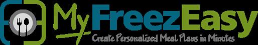 MyFreezEasy.com Freezer Meal Plan Membership {MyFreezEasy}