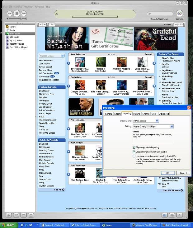 iTunes para Windows demorou a ser lançada (Foto: Reprodução/Osnews)