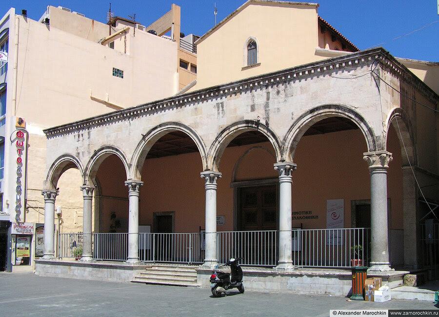 Базилика Святого Марка | Basilica of St. Mark