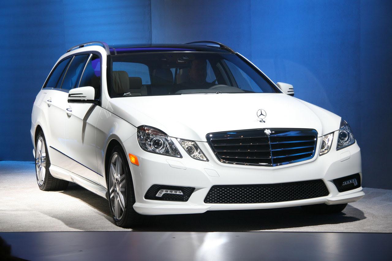Top Cars: Mercedes-Benz E350 4Matic Wagon (2011)