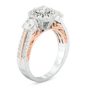 Celebration Grand® 1 1/2 CT. T.W. Diamond Three Stone