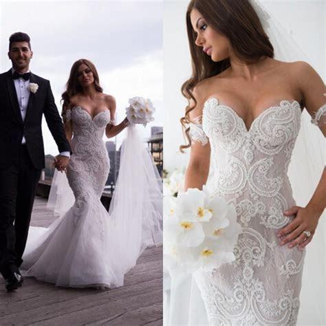 Luxury Wedding Dresses 2016 Steven Khalil Mermaid