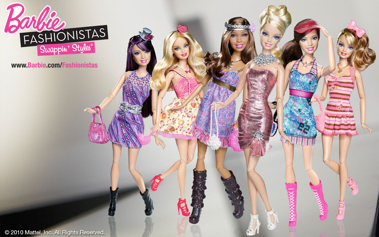 Barbie Fashionistas Wallpaper All Fashionistas Film Barbie