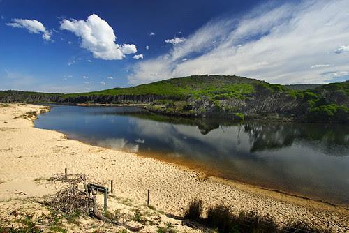 Bournda Lagoon, Bournda National Park, New South Wales, Australia IMG_7440_Bournda_National_Park