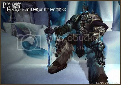 Postcards of Azeroth: Jailor of the Damned