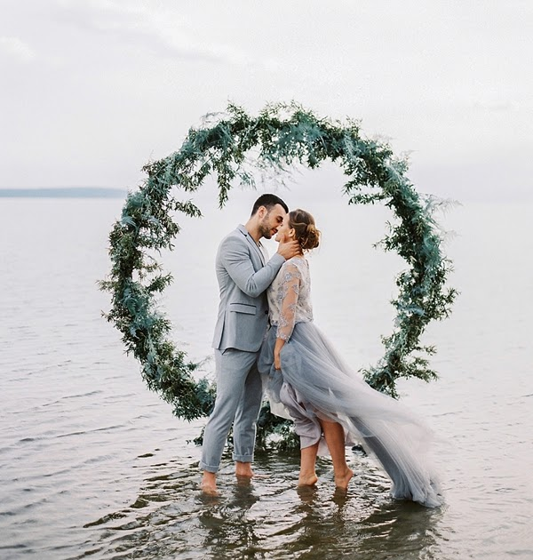 Yorktown Beach Wedding Ceremony: 18 Unique Beach Wedding Ceremony Arches
