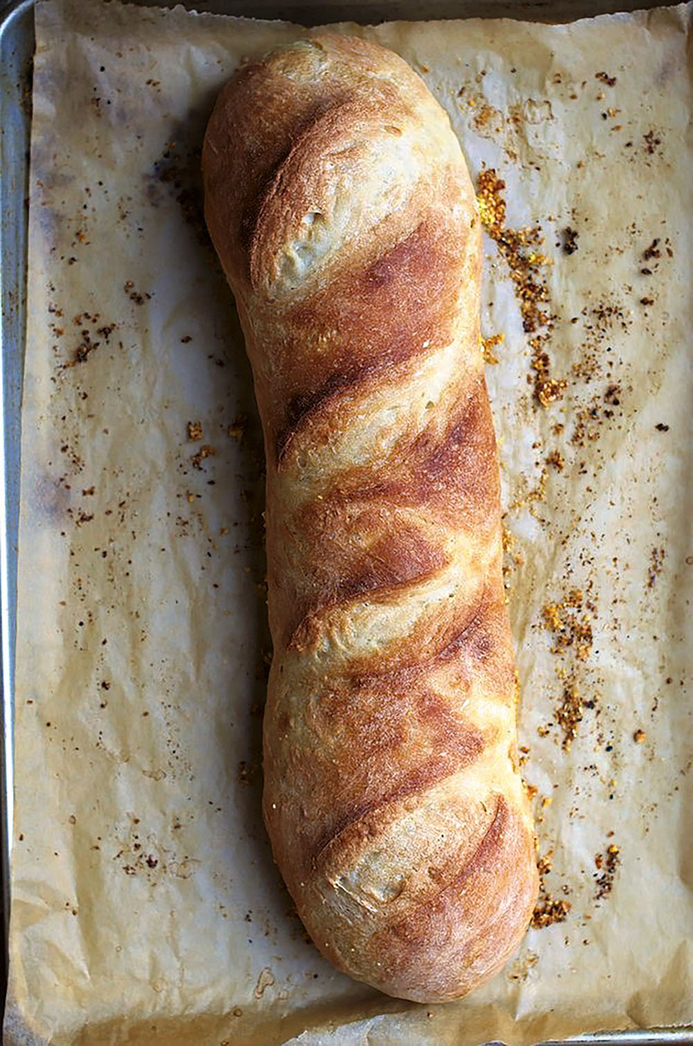 Onion and Dill Bread | Red Star Yeast