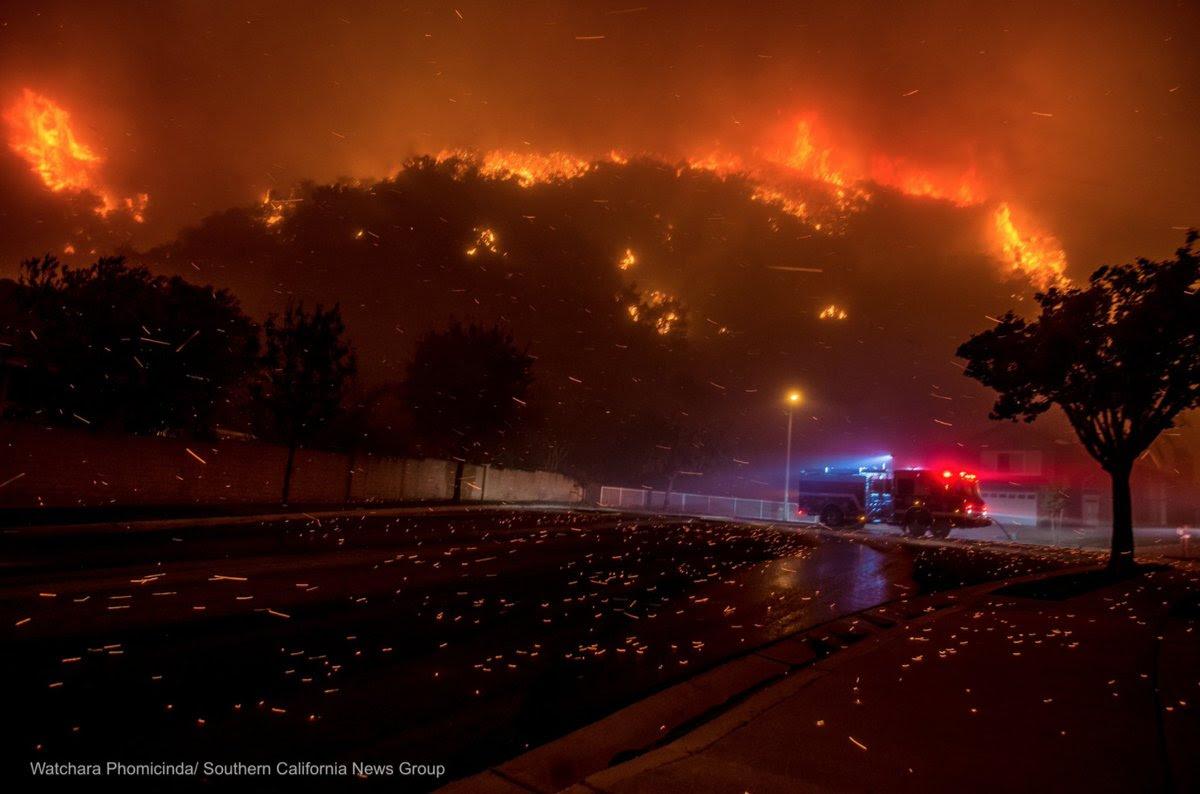 canyon fire california, canyon fire california pictures, canyon fire california video, canyon fire california september 26 2017, canyon fire california update