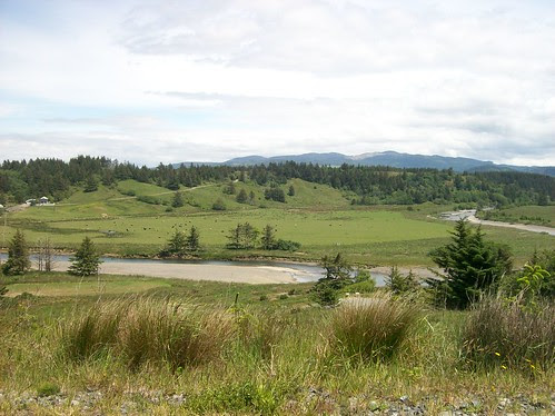 The Road to Cape Blanco