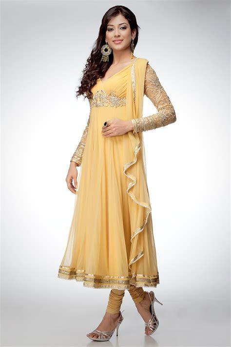 Latest Fashion: New Anarkali Frocks Designs 2012,Designer