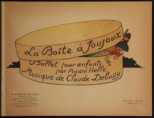 Debussy - La Boîte à joujoux o