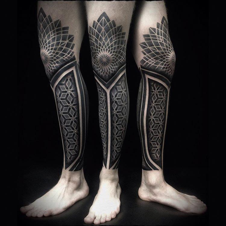 Calf Sleeve Tattoo Best Tattoo Ideas Gallery