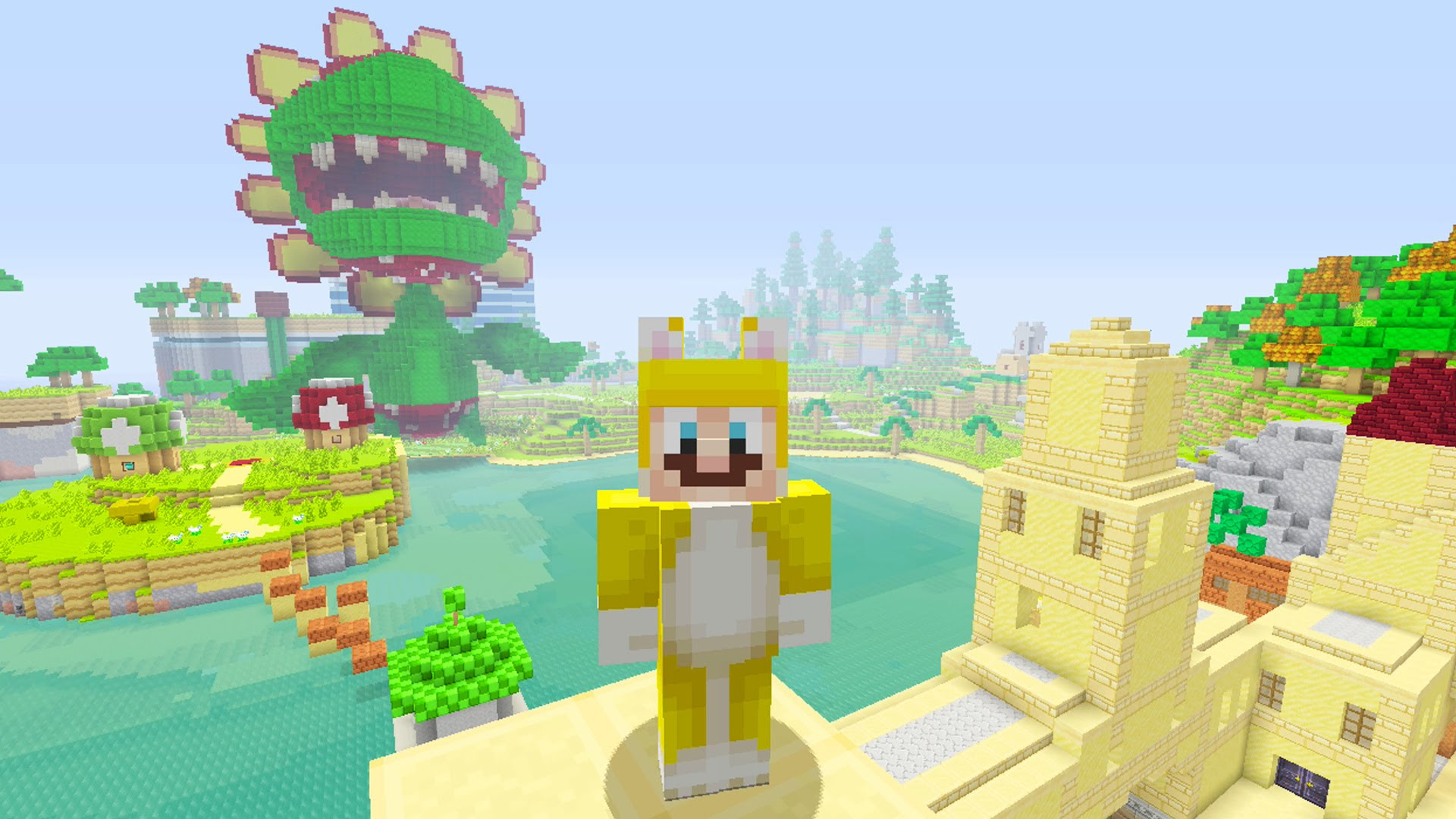 Minecraft's 'Better Together' updates launches today, gets delayed for Switch screenshot