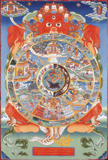 Wheel Of Life Rigpa Wiki
