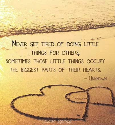 Quotes About Little Things 655 Quotes