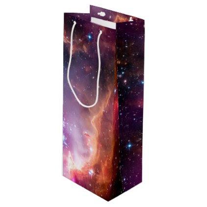 Small Magellanic Cloud Wine Gift Bag