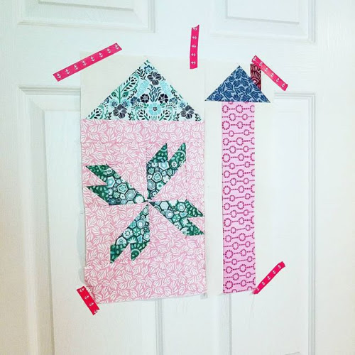 Image result for Block 2 of Moda's Be My Neighbor QAL