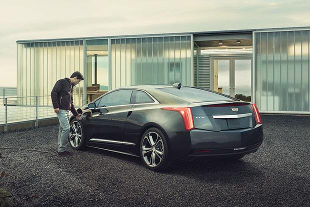 2016 Cadillac ELR: New Car Review featured image large thumb1