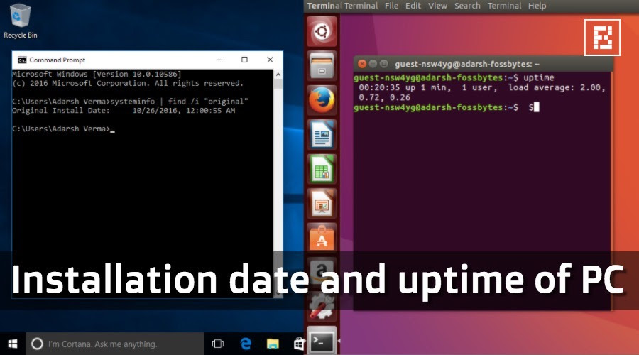installation-date-and-uptime-of-pc-windows-linux