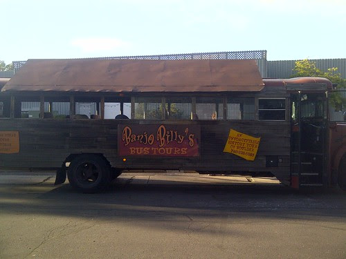 Beer Tour Bus