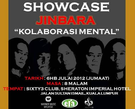 SHOWCASE JINBARA