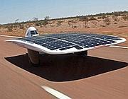 La Solar Racer Sunswift IV, detta anche IVy