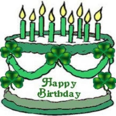 Free Clip Art Birthday Cake With Lots Of Candles