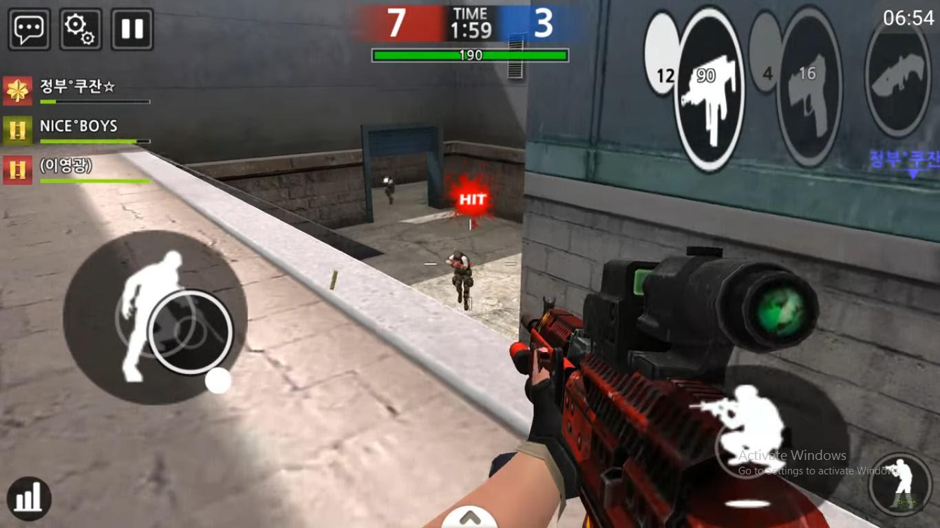 TAI GAME Special Soldier KOREA